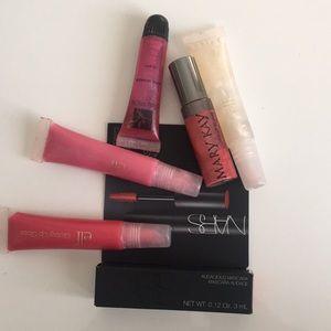 NARS mascara and lipgloss bundle